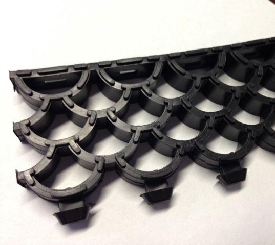 Модульное ПВХ-покрытие «Чистопласт»